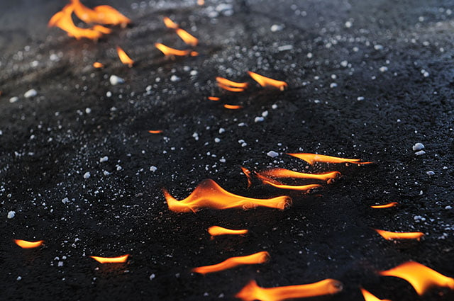 Anlagda bränder får Eslöv kommun att satsa mer på säkerhetsarbetet
