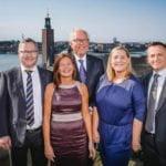 Första gången Sverige står som värdland för internationellt nätverk