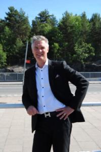 Stefan Albertsson. Foto: AddSecure