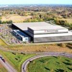 Elektroskandia väljer säkerhetsleverantör till nya centrallagret