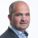 Henrik Davidsson ny försäljningsdirektör på NTT Security i Norden