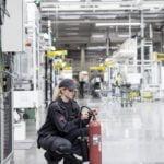 Securitas vann brandskyddsuppdrag