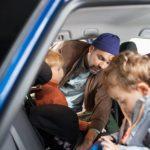 Ny nationell rekommendation för barns säkerhet i bilen