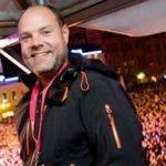 Hallå där Morten Therkildsen, säkerhetschef för Roskildefestivalen