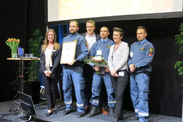 """Vinnaren av """"Årets säkerhetsinsats"""" utses på Säkerhet"""