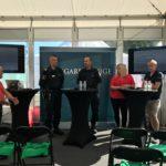 Säkerhetsfokus i Almedalen