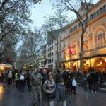 Misstänkta terrordåd i Spanien
