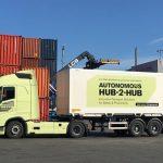 Volvo presenterar transportlösning som främjar säkerhet och produktivitet
