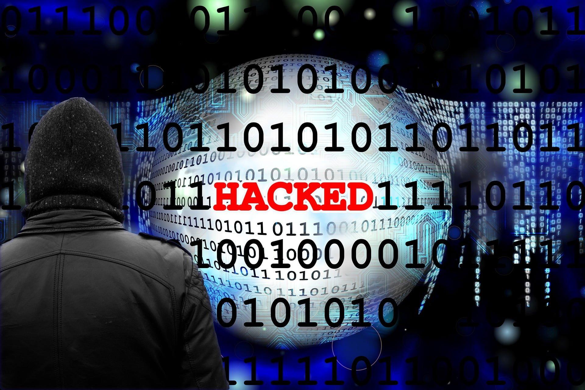 Hackare angriper varandra
