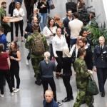 Försvarshögskolan får examenstillstånd på master- och forskarnivå