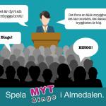 Spela mytbingo med Stiftelsen Tryggare Sverige