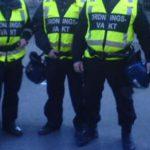 Även Polisen vill att ordningsvaktslagen uppdateras
