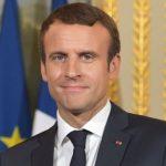 Macron vill ha med Storbritannien i försvarssamarbete
