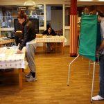 Försök till att skada förtroendet för valprocessen