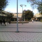Nya polisstationen i Rinkeby attackerad