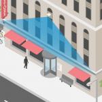 Färre falsklarm och tryggare kunder med ny IP-baserad radarlösning från Axis Communications