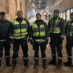 Fler mobila ordningsvakter i Stockholm