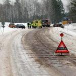 Dödsolyckorna i trafiken ökar