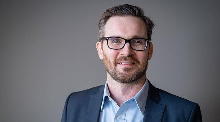 Andreas Planthaber går in som regionchef väst hos WSP
