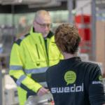 Securitas Varularm i avtal med Swedol