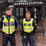 Ordningsvakter som stoppade bombman tilldelas Årets branschbragd