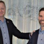 Han blir ny chef för Salto Systems i Sverige