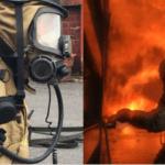 Securitas återupptar utbildning av deltidsbrandmän