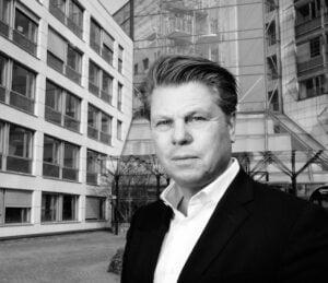 Thomas Lundin, styrelseordförande i Nordic Level Group.